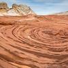 Sandstone whirls