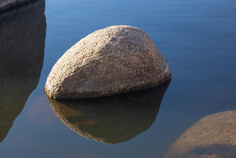 """""""Floating"""" Rock"""