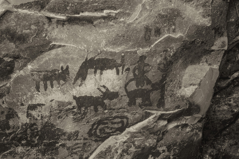 Palatki pictograph, Sedona
