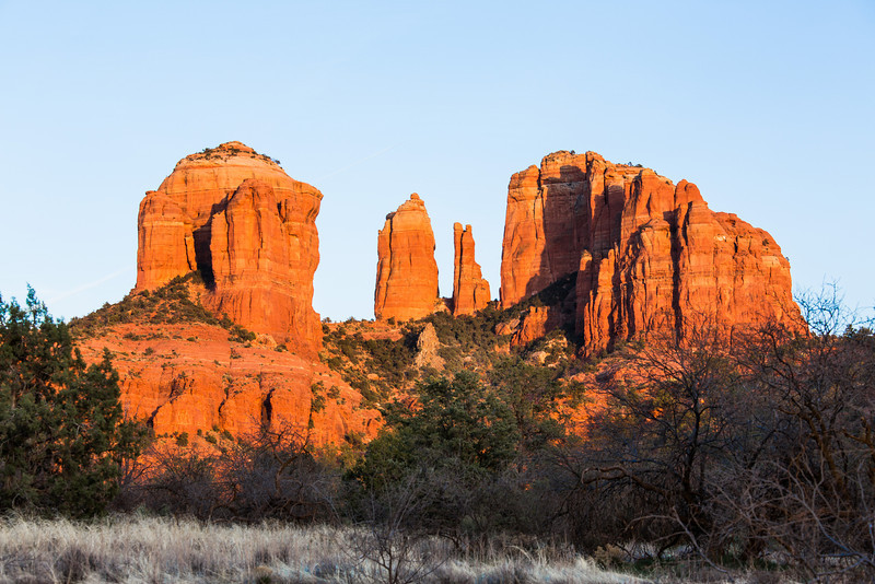 Cathedral Rocks, Sedona
