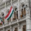 Hungarian flags