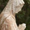 Statue, Magnolia Plantation
