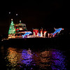 Boat parade, Palm Beach