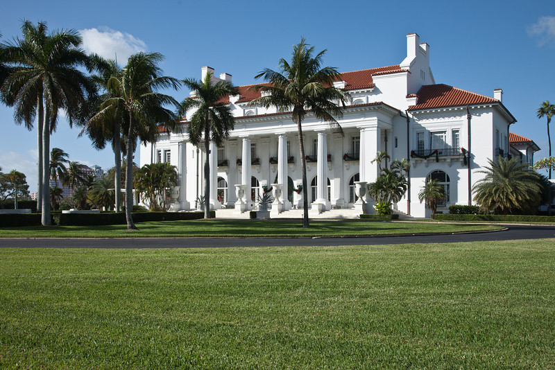 Flagler Mansion, Palm Beach