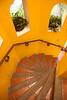 Stairwell, Hotel San Pedro II, Antigua.
