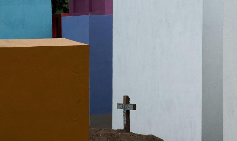 Cemetery, Santiago.