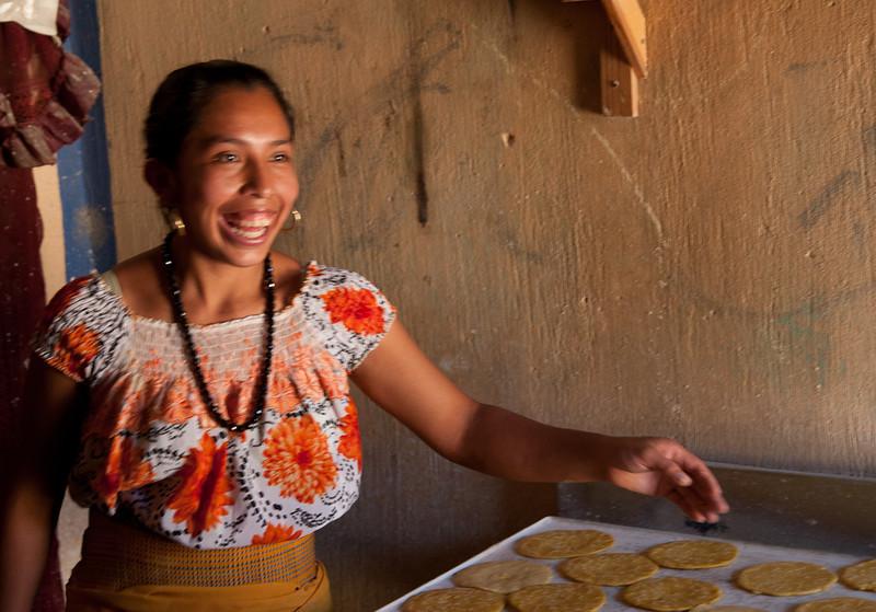 Tortilla maker.