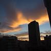 Sunrise from Courtyard Waikiki