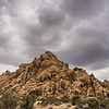 Monzogranite hill