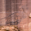 Pictographs, Canyon de Chelly, AZ