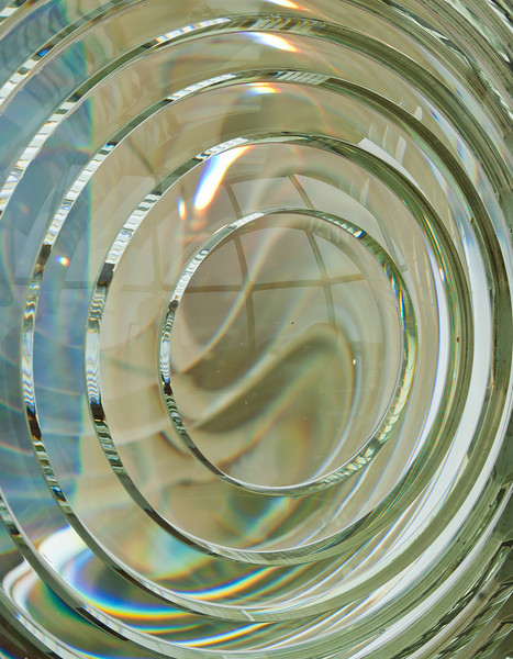 Fresnel Lens, Cape Blanco Lighthouse