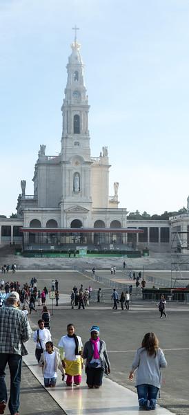 Basilica at Fatima