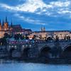 Charles Bridge and Royal Palace