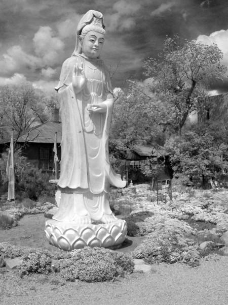 Buddha, Tibetan Gallery on Canyon Road
