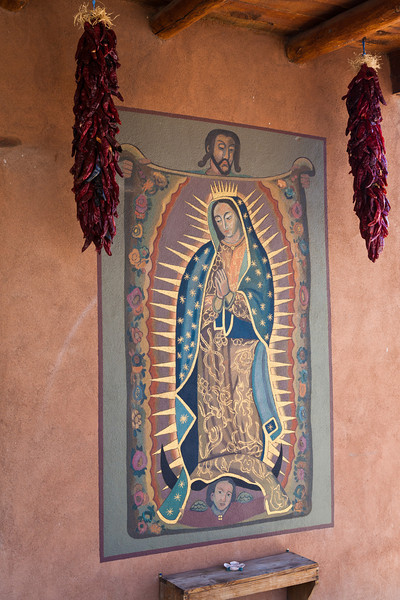 Religious artwork, Cerrillos