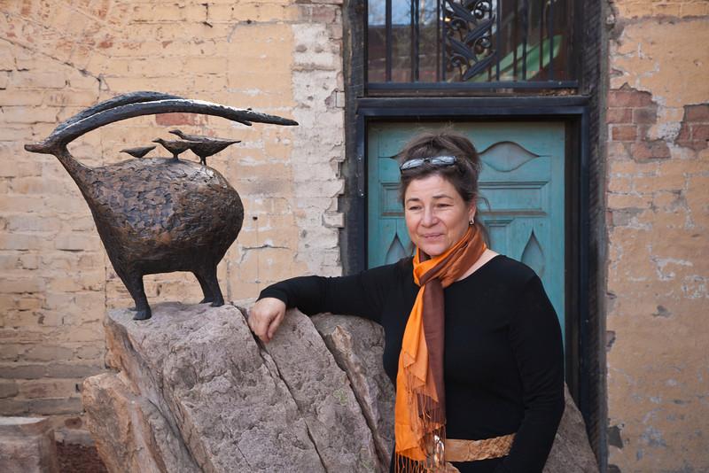 Sculptor, Madrid