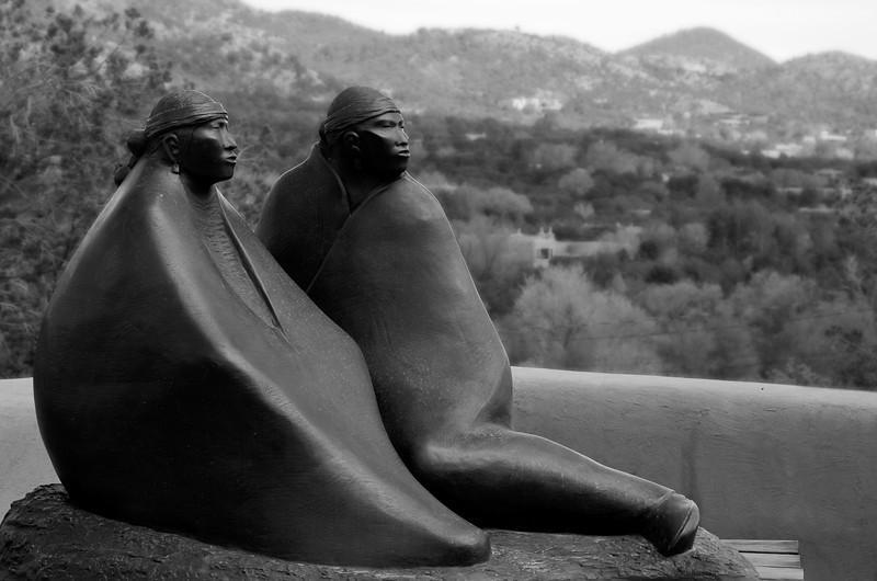 Sculpture, Wheelwright Museum