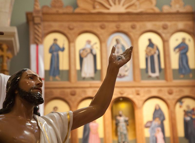 Jesus, Saint Francis Cathedral