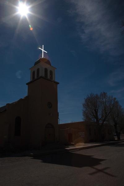 San Jose Church, Cerrillos