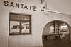 Santa Fe Railway Station