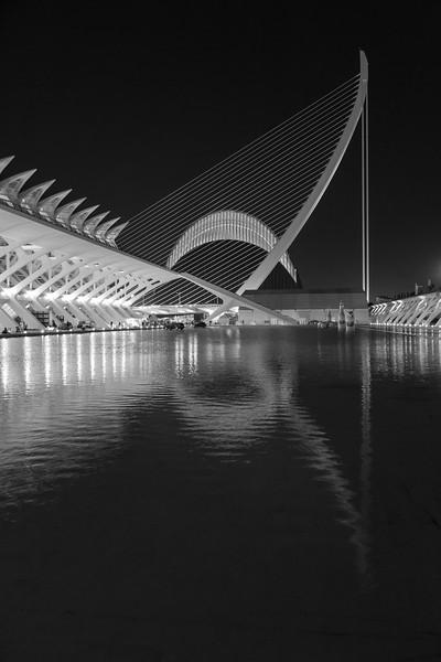 Museo de las Ciencias Principe Felipe, Ciudad de las Artes y las Ciencias, Valencia