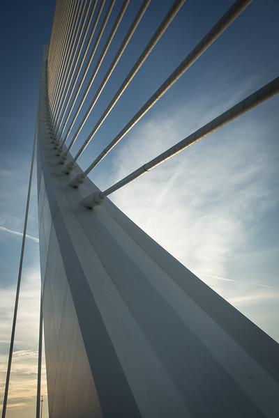 Bridge, Ciudad de las Artes y las Ciencias, Valencia