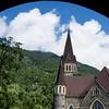 Church in Interlaken