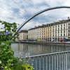 Pont des Bergues, Rhone River, Geneva