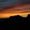 Faulhorn sunset