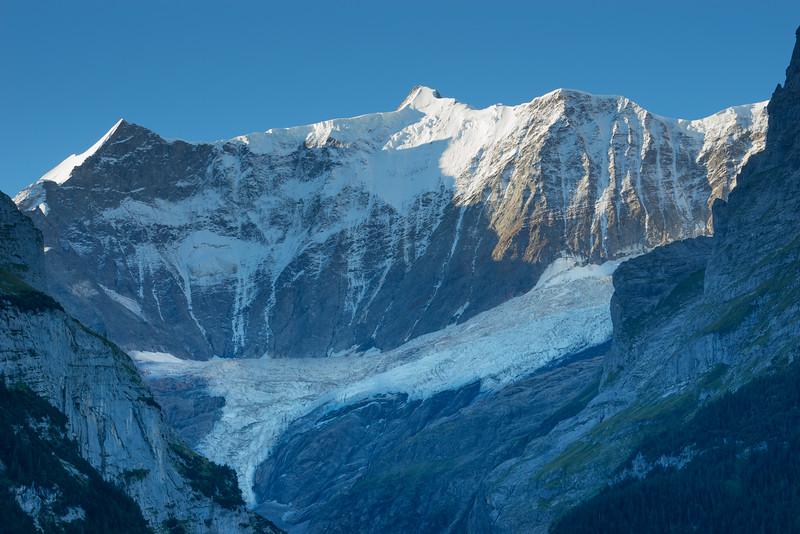 Glacier above Grindelwald