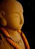 Statue at Akiko's Buddhist B&B, Wailua
