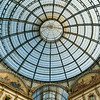 Dome of the Galleria Vittorio Emanuele