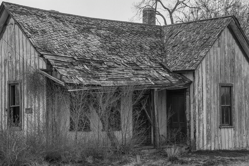 Abandoned House, Thompson Springs