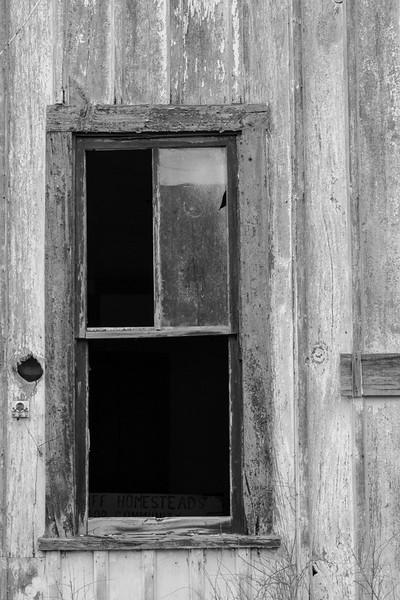Window, Thompson Springs