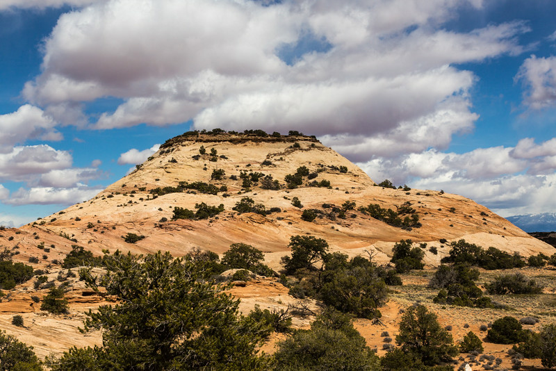 Aztec Butte, Canyonlands National Park