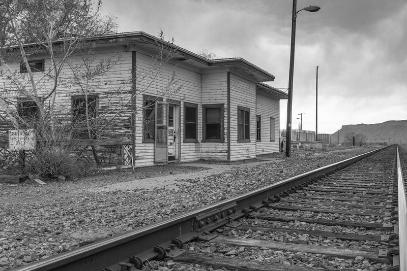 Train Station, Thompson Springs