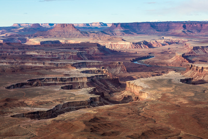 Grandview, Canyonlands National Park