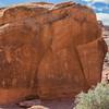 Birthing Panel, Petroglyphs, Moab