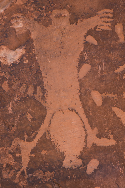 Birthing Pictograph, Moab