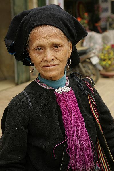 Black Dao Woman