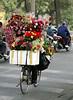 Flower-vender