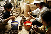 Pottery-workers,-Bat-Trang