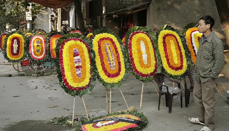 Funeral-wreaths