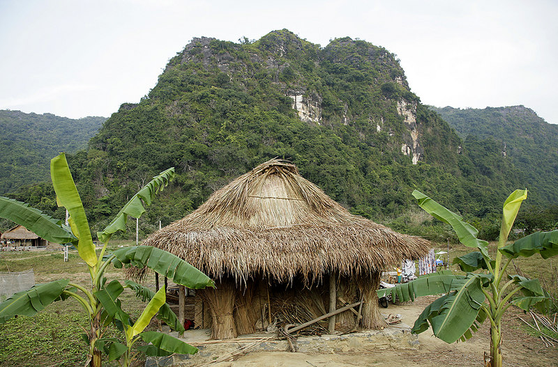 Viet Ha fishing village, Cat Ba