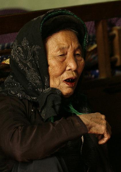 Quan-Ho-folk-singer