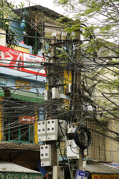 Hanoi-electrical-system