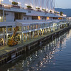 Vancouver Cruise Ship Dock