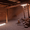 Kiva, Pecos National Historical Site, Pecos, NM