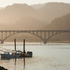 Bridge over the Rogue River, Gold Beach, OR