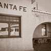 Depot, Santa Fe, NM